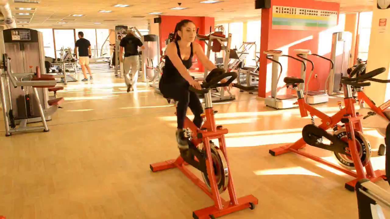 1. Велоергометър 10мин. / Exercise bike 10min.