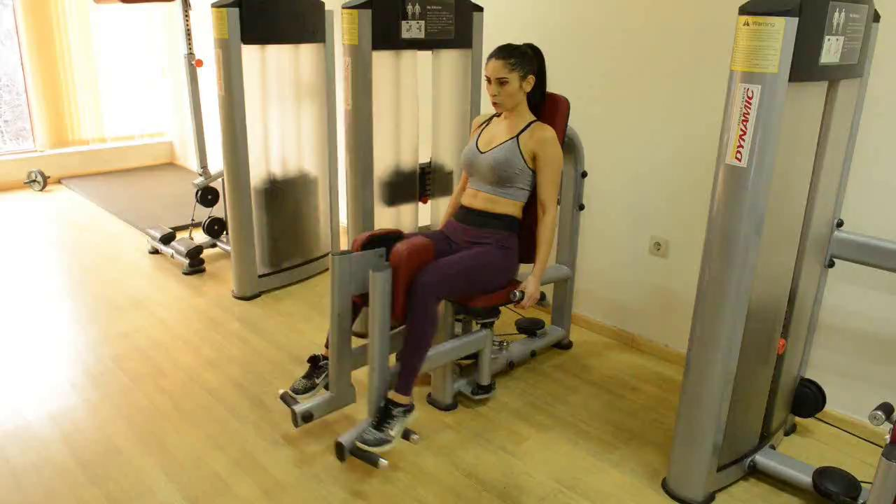 Абдуктор / Hip adduction / 3x30
