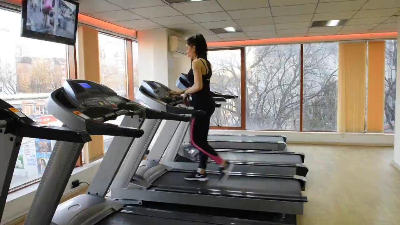 Пътека 30мин. / Treadmill 30 min.